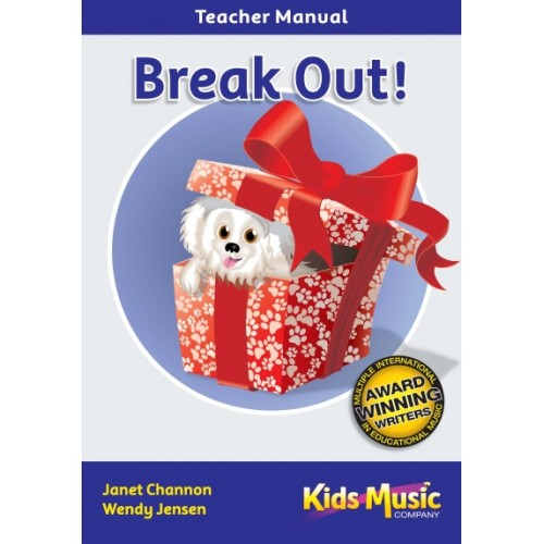 Break Out - Teacher's Book