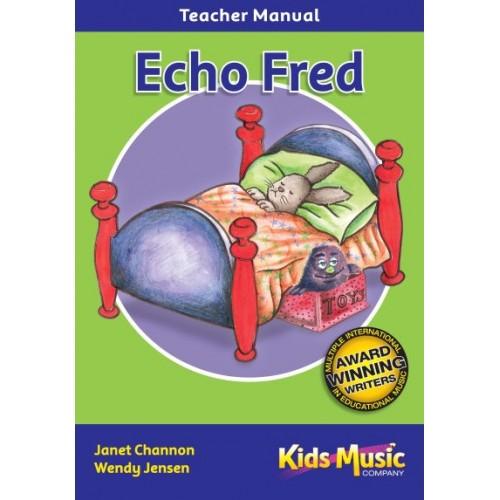 Echo Fred - Teacher's Book