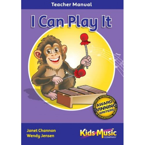 I Can Play It - Teacher's Manual