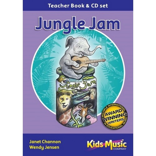 Jungle Jam - Bk & CD set