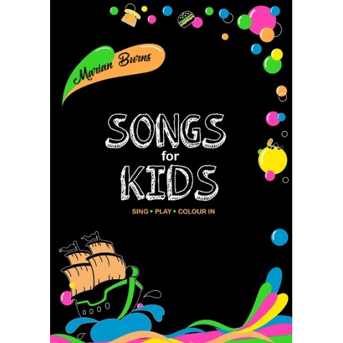 Songs For Kids - Digital Booklet