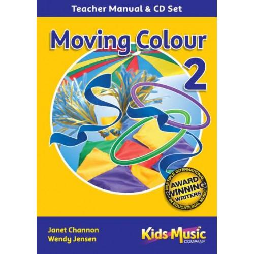 Moving Colour 2 - Bk & CD Set