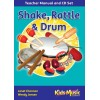 Shake Rattle and Drum - Bk & CD Set