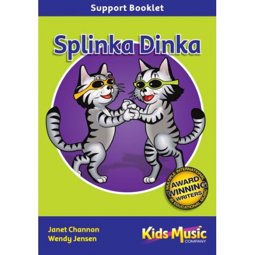 Splinka Dinka - Support Book