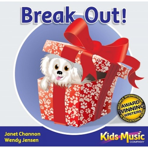 Break Out - CD