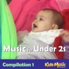 Music for Under 2's - Compilation 1 - Digital Album