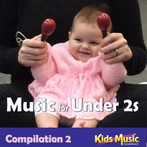Music for Under 2's - Compilation 2 - Digital Album