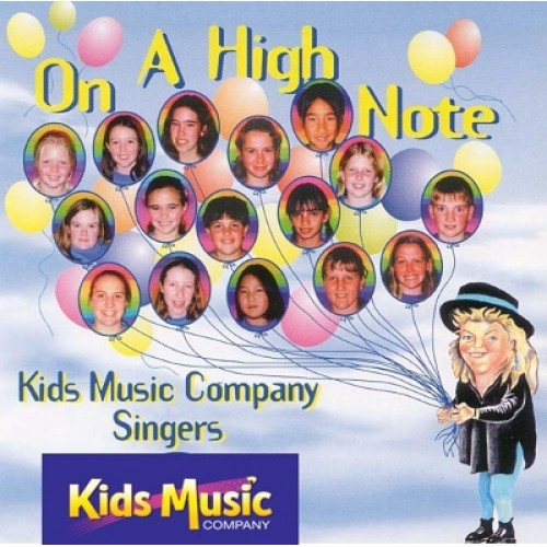 On A High Note - CD
