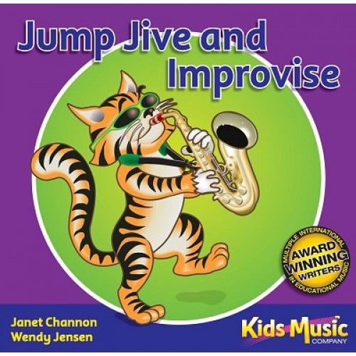 Jump Jive and Improvise - CD