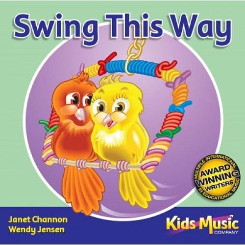 Swing This Way - CD