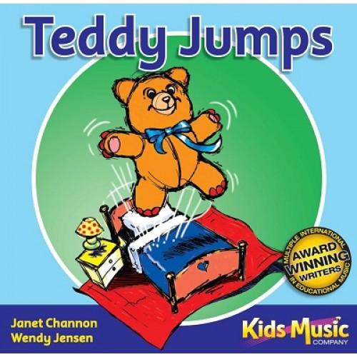 Teddy Jumps - CD