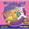 Wriggle and Jiggle - CD