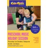 Pre-School Music Holiday Session: 10.00am