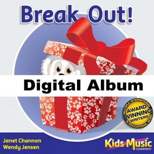 Break Out - Digital Album
