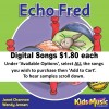 Echo Fred - Digital Songs