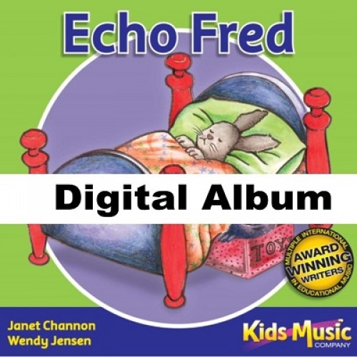 Echo Fred - Digital Album