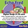 Echo Fred - Digital Songs
