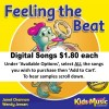 Feeling the Beat - Digital Songs