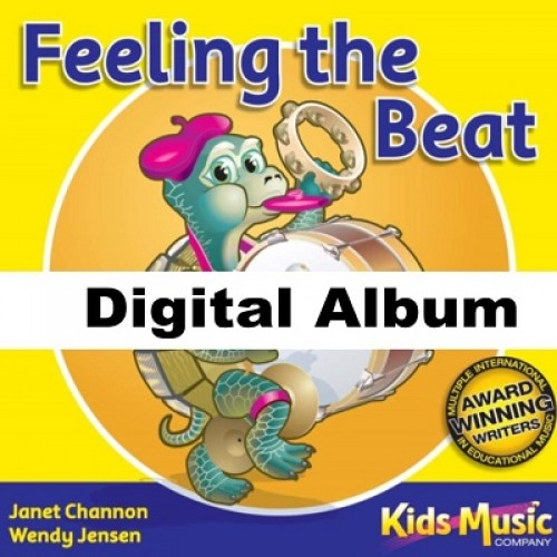 Feeling the Beat - Digital Album