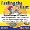 Feeling the Beat - Digital Songs