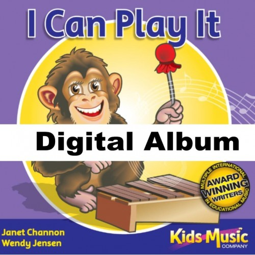 I Can Play It - Digital Album