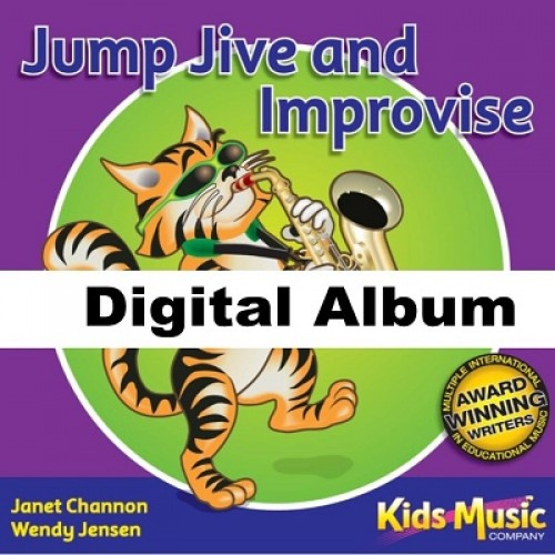 Jump Jive and Improvise - Digital Album