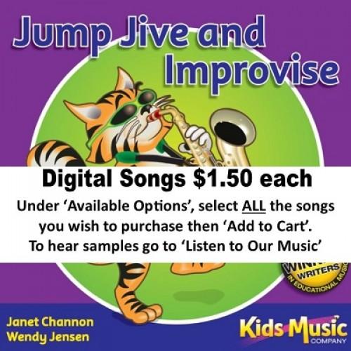 Jump Jive and Improvise - Digital Songs