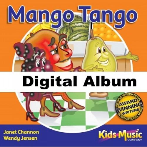 Mango Tango - Digital Album