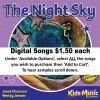 The Night Sky - Digital Tracks
