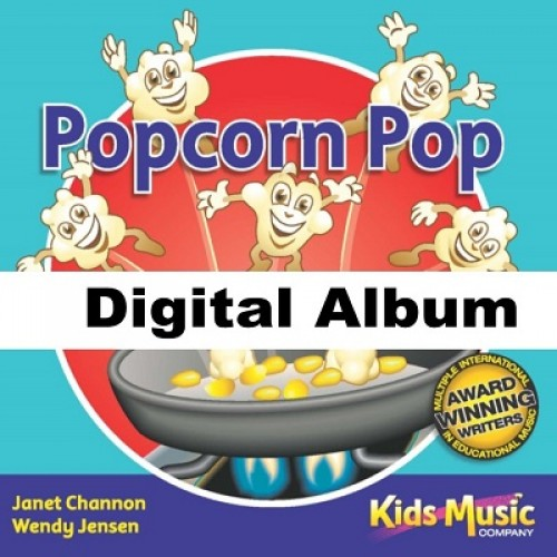 Popcorn Pop - Digital Album