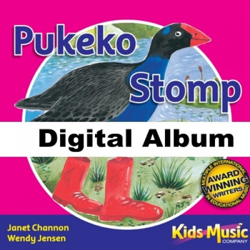 Pukeko Stomp - Digital Album