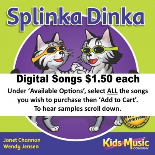 Splinka Dinka - Digital Songs