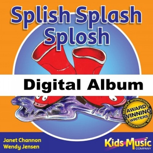 Splish Splash Splosh - Digital Album