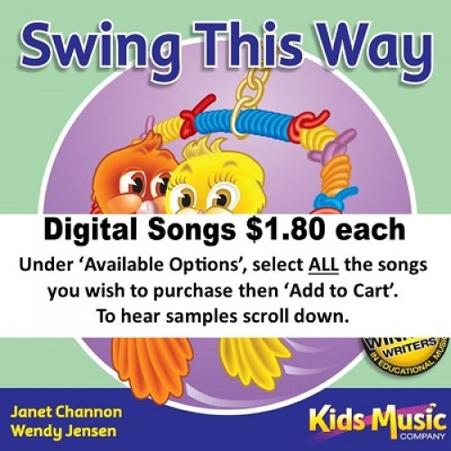 Swing This Way - Digital Songs