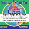 You've Got To Clap - Digital Songs