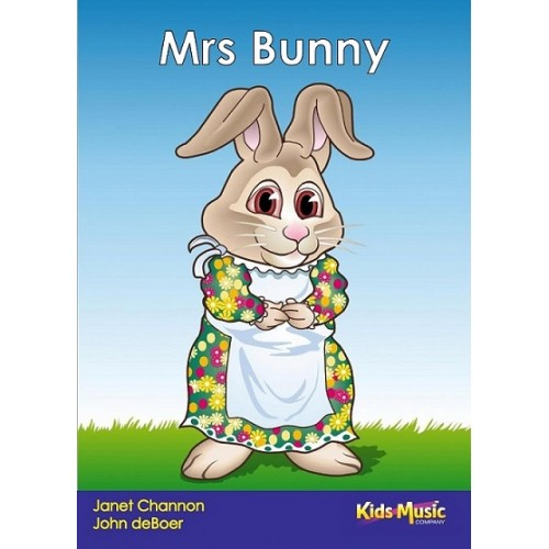 Mrs Bunny - Bk & Digital Track