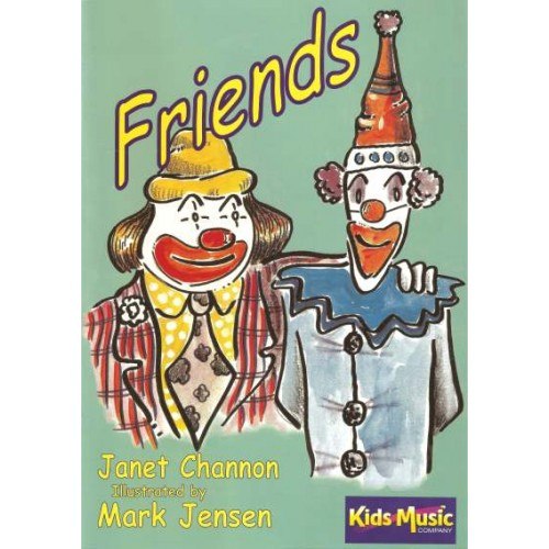 Friends - Bk & CD