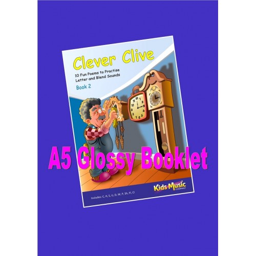 Clever Clive - Poem Book 2