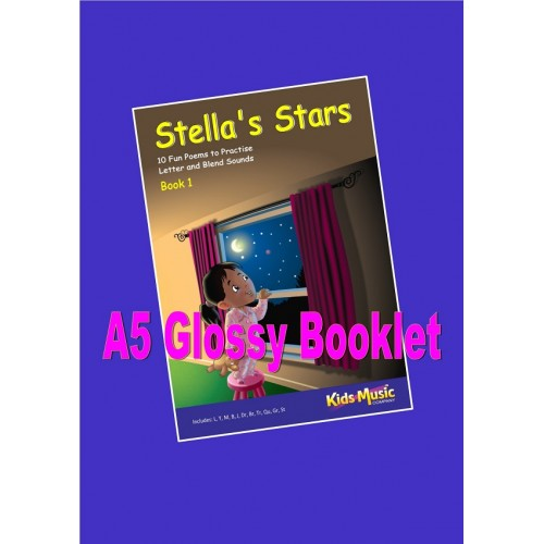Stella's Stars - Poem Book 1